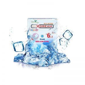 کاندوم تاخیری ایکس دریم سرد-Cold_