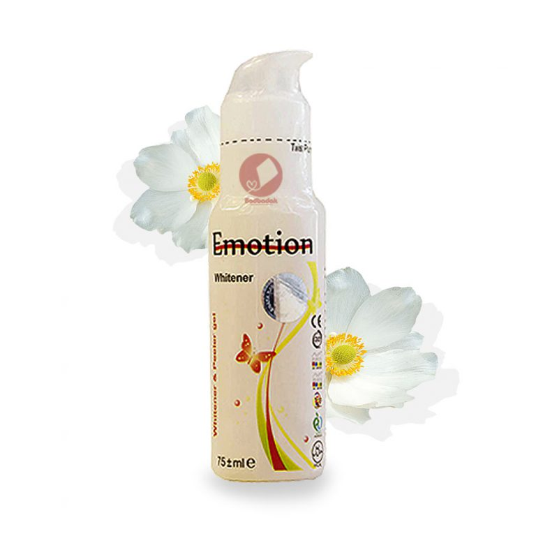 ژل سفیدکننده بدن ایموشن سفید – Emotion – Whitener