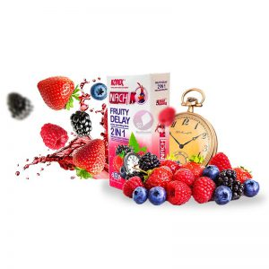کاندوم تاخیری میوه ای ناچ کدکس -FRUITY DELAY_Deluxe Fruity Deluxe Condom Fruits