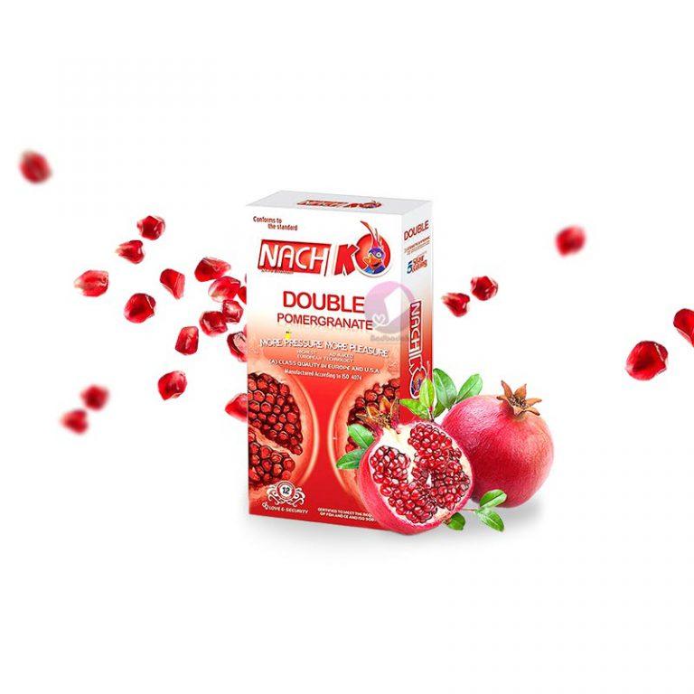 کاندوم تنگ کننده واژن ناچ کدکس اناری double pomegranate