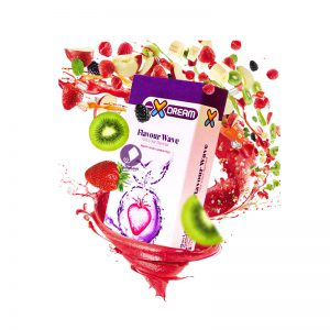 کاندوم ایکس دریم میوه ای- XDREAM Flavoured_XDREAM Fruit Flavored Condom X-Ray