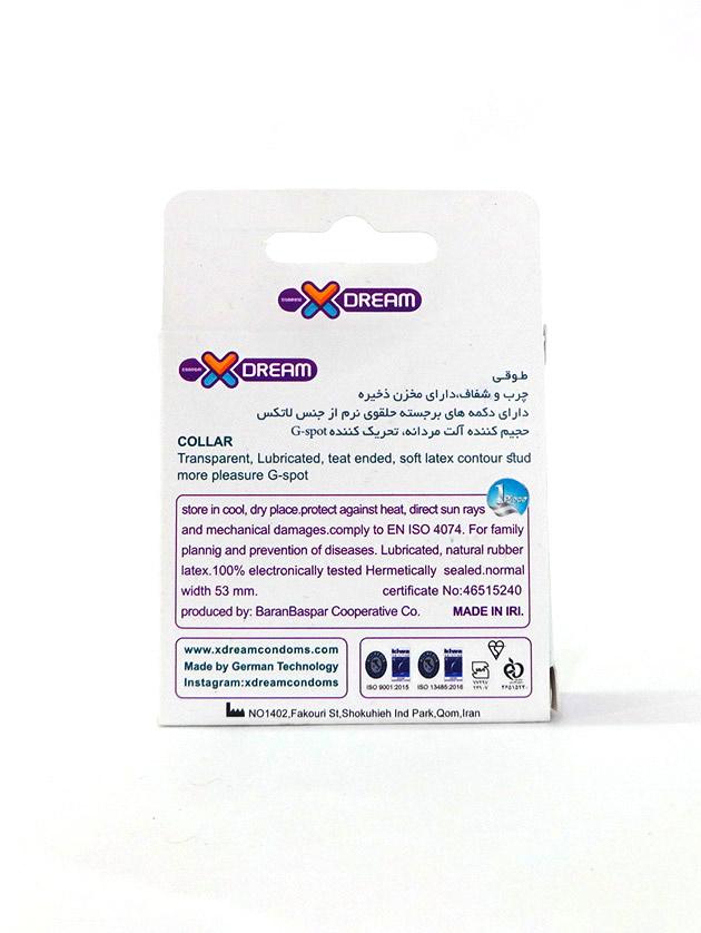 کاندوم فضایی طوقی ایلین-حجیم کننده آلت-COLLAR
