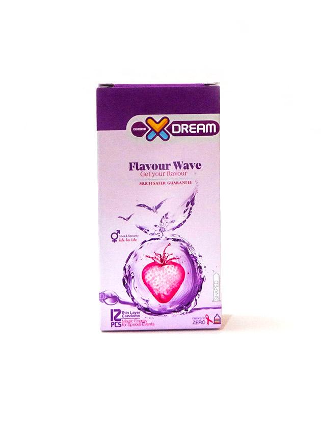 کاندوم ایکس دریم میوه ای – XDREAM Flavoured
