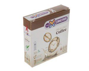 کاندوم سه تایی ایکس دریم مدل تاخیری قهوه