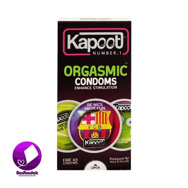 کاندوم خاردار ارگاسمیک کاپوت، 12 تایی